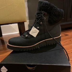 Brand new Zerogrand Cole Haan Explorer Hiker Boots